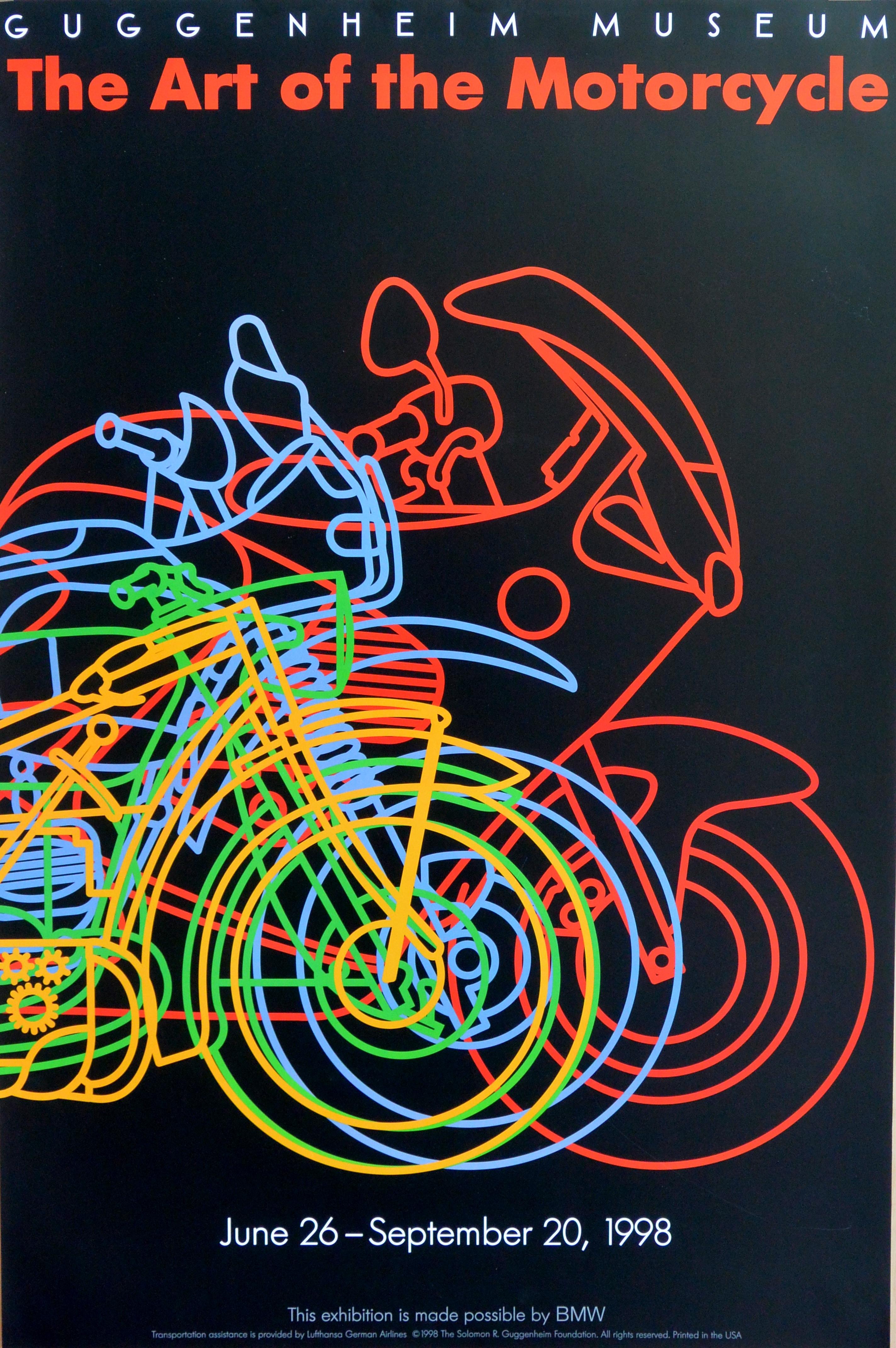 79 Guggenheim Motorbike Museum The Hermitage