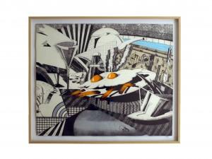 """Fernando Bellver - """"Desayuno con Hockney"""""""