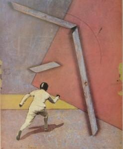 Laszlo Moholy-Nagy - Dada y Constructivismo Cartel exposición en el CARS 66x50 cms (1)