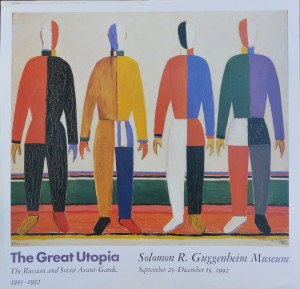 Malevich Kazemir - The Great Utopia , Russian and Soviet Avant-Garde, Solomon R.Guggenheim Museum 70x72 cms (3)