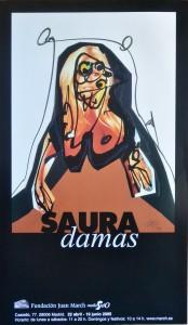 Saura Antonio, Damas, Fundación Juan March (3)