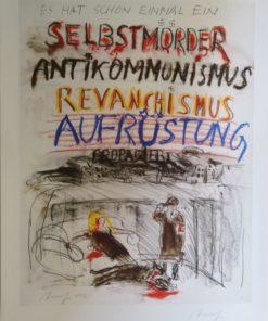 Künstler für den frieden