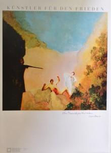 Künstler für den frieden, Constant, 84x59 cms. 18 (5)