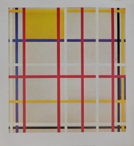 Mondrian Piet, New York City, 61x56 cms. 16 (3)