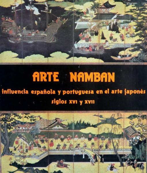 Arte Namban, cartel original exposición 98×68 cms. 22-12 (2)
