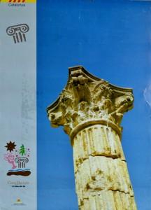 Cataluña, Costa Daurada, cartel promoción turística, 70x50 cms. señales de uso, 12-6 (2)