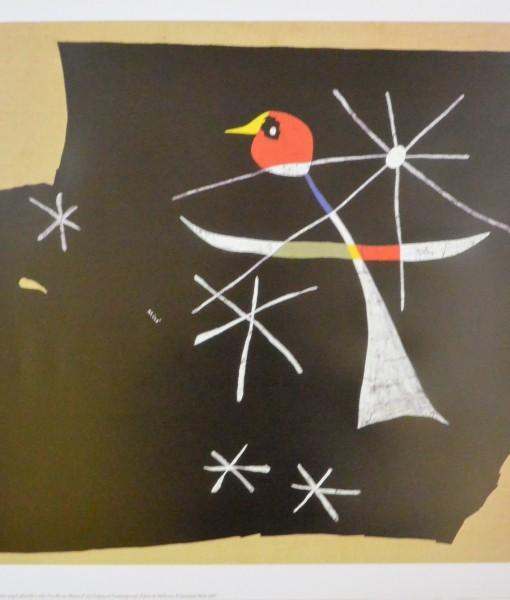 Joan mir le perroquet cartel editado por el museu d - Graficas madrid palma ...