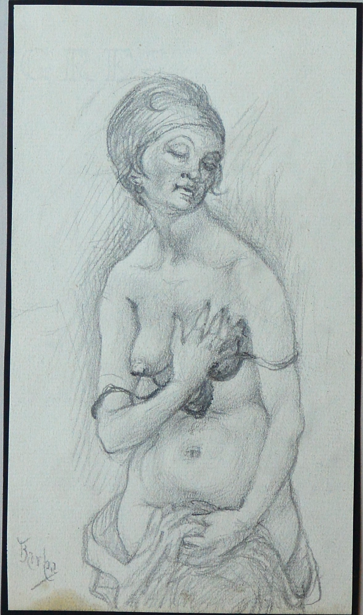 El dibujo sensitivo y expresivo de la figura humana cfnm 6