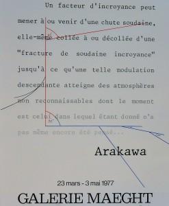 Arakawa Shusaku