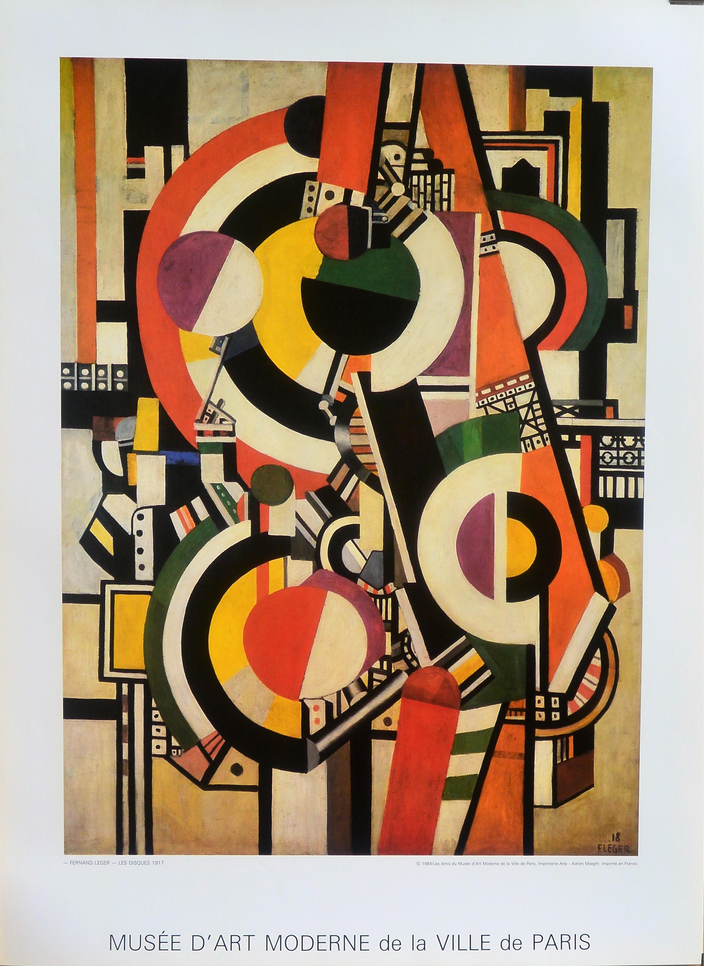 pintores franceses Fernand Leger – El Marco Verde – Obra Gráfica ...